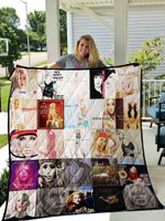Christina Aguilera Blanket TH1709 Quilt