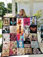Britney Spears Blanket TH1709 Quilt