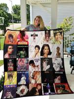 Aretha Franklin Blanket TH1709 Quilt