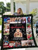 Hallmark 3 Blanket TH1709 Quilt