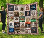 THQ072004 SLOTH Blanket TH1709 Quilt