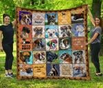 CHQDA26003 Boxer Blanket TH1609 Quilt