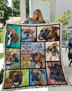 MHQD00040 Boxer Blanket TH1709 Quilt
