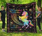 Believe In Magic Blanket TH0509 Quilt