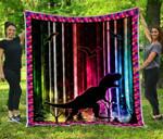 Dinosaur Premium Blanket TH0509 Quilt