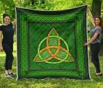 Irish Symbol Premium Blanket TH0509 Quilt