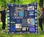 Lacrosse Boy Blanket TH0509 Quilt