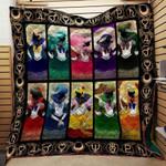 Sailor Moon Ancient Princesses Blanket TH0509 Quilt