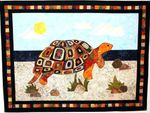 Turtle CL280683 Blanket TH0309 Quilt