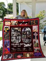 50 Years Of Black Sabbath Blanket TH0309 Quilt
