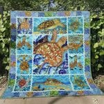 Turtle HM180714 Blanket TH0309 Quilt
