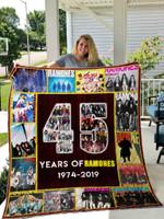 45 Years Of Ramones Blanket TH0309 Quilt