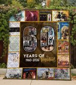 60 Years Of The Temptations Blanket TH0309 Quilt