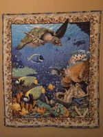 Turtle CL280688 Blanket TH0309 Quilt