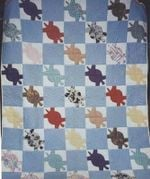 Turtle CLA280675 Blanket TH0309 Quilt