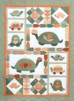 Turtle HN070623 Blanket TH0309 Quilt
