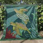 Turtle TL250621 Blanket TH0309 Quilt