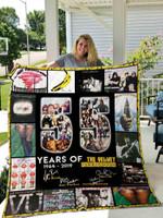 55 Years Of The Velvet Underground Blanket TH0309 Quilt