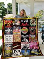 CM Aerosmith Blanket TH0309 Quilt