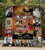 80 Year Of Gone With The Wind Blanket TH0309 Quilt