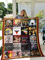 Best Of Bon Jovi Blanket TH0309 Quilt