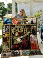 Best Of Johnny Cash Blanket TH0309 Quilt