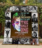 Best Of John Lennon Blanket TH0309 Quilt