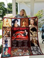 45 Years Of Rocky Horror Blanket TH0309 Quilt