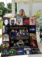 25 Year Of Evanescence Blanket TH0309 Quilt