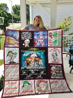 30 Years Of National Lampoons Christmas Vacation Blanket TH0309 Quilt