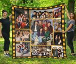 Friends TV Show Blanket CND030919 Quilt