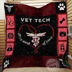 Vettech It S A Work Of Heart Blanket TH1707 Quilt