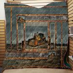 Picture Heavy Equipment Operator Beautiful Blanket TH1707 Quilt