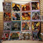 Fire Fighter Is The Best Blanket TH1707 Quilt