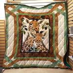 Who Love Giraffe Blanket TH1707 Quilt