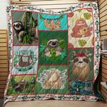 Sloth Funny Blanket TH1707 Quilt