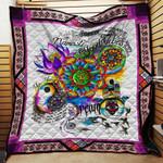 Yoga Art Blanket TH1707 Quilt