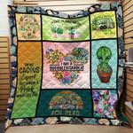 Cactus Blanket TH1707 Quilt