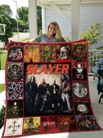 Slayer Style 3 Blanket TH1707 Quilt