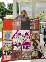Talking Heads Style 2 Blanket TH1707 Quilt