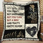Cycling Life Blanket TH1707 Quilt
