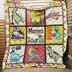 Mamasaurus Blanket TH1707 Quilt