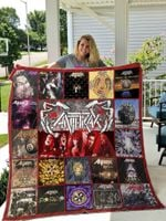 Anthrax Style 2 Blanket TH1707 Quilt