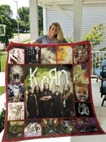 Korn Style 2 Blanket TH1707 Quilt