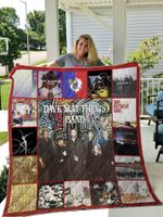 Dave Matthews Band Style 2 Blanket TH1707 Quilt