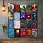 J. K. Rowling Books Blanket TH1707 Quilt