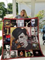 Marilyn Manson Style 2 Blanket TH1707 Quilt