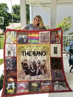 The Band Style 2 Blanket TH1707 Quilt