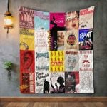 Chuck Palahniuk Books Blanket TH1707 Quilt