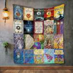 Michael Scott Books Blanket TH1707 Quilt